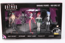 Picture Gallery for NJ Croce DC3945 Bendable Figures - Bad Girl Set