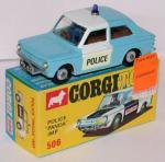 Sunbeam Imp Police Car