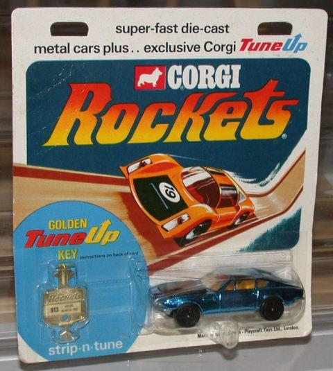 Picture Gallery for Corgi Rockets 913 Aston Martin DBS