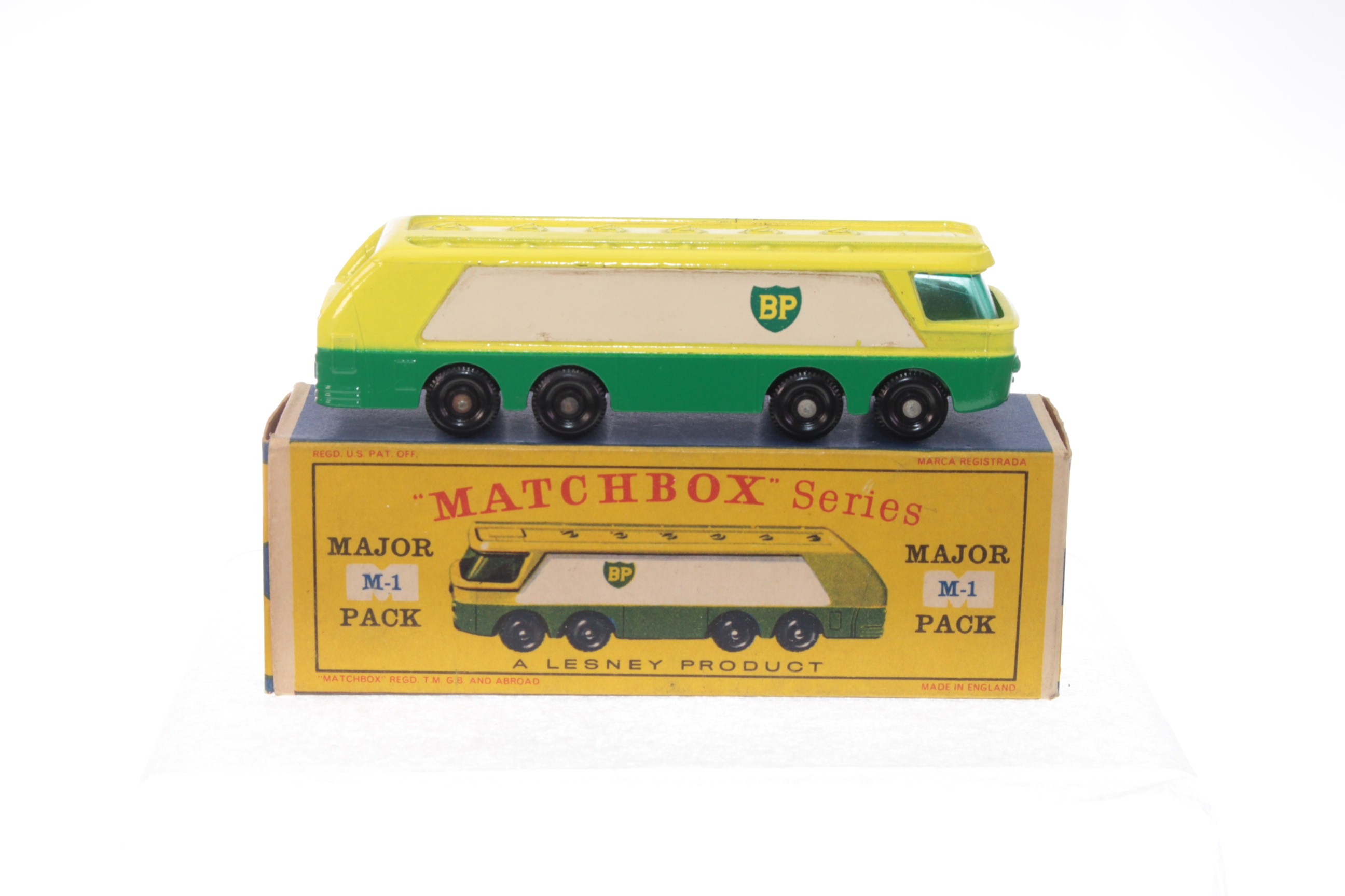 Picture Gallery for Matchbox M1 Petrol Tanker