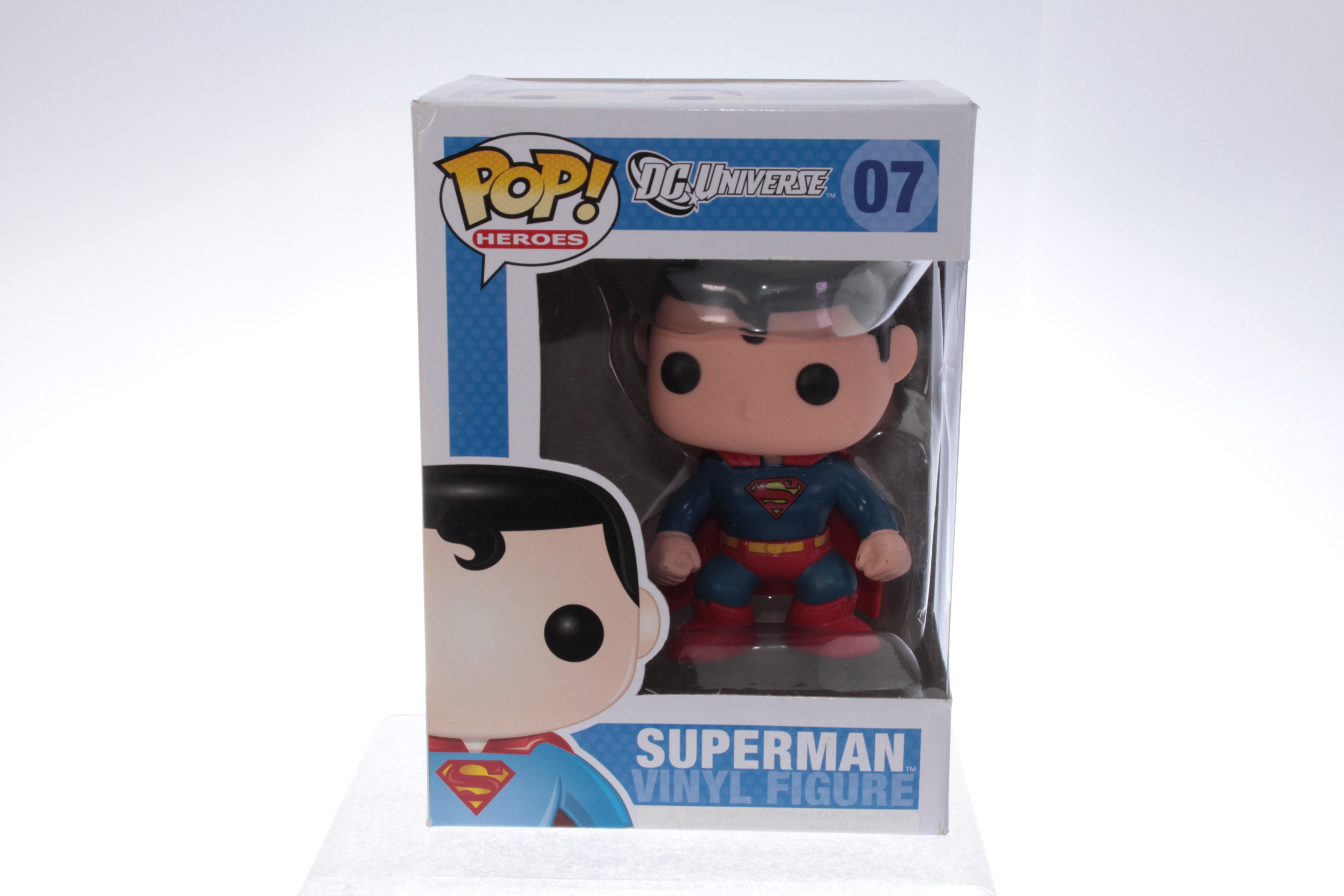 Picture Gallery for Funko Pop 07 Superman