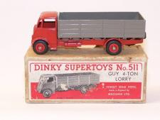 Picture Gallery for Dinky 511 Guy Warrior Lorry