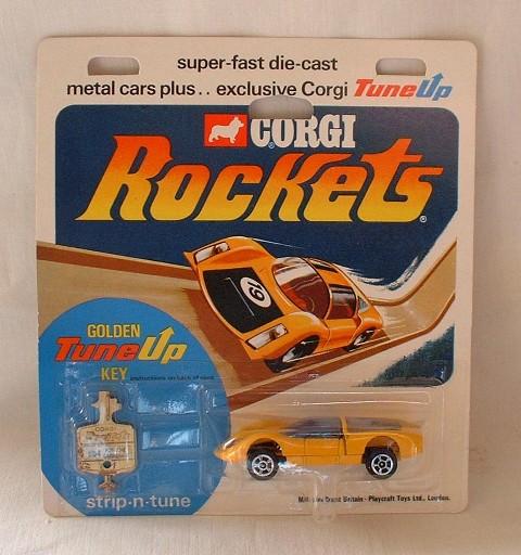 Picture Gallery for Corgi Rockets 904 Porsche Carrrera 6