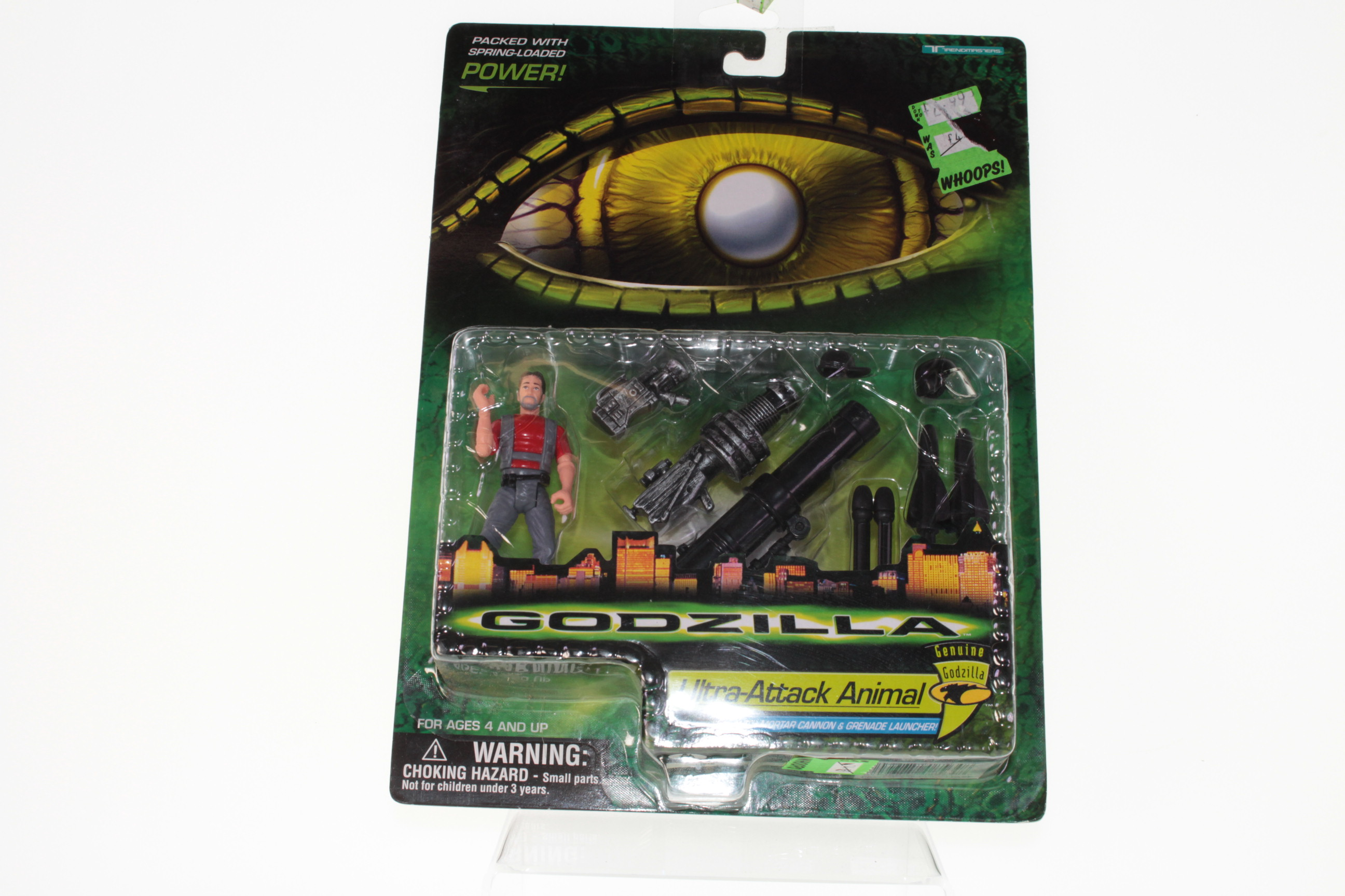 Picture Gallery for Trendmasters 08564 Ultra Attack Animal
