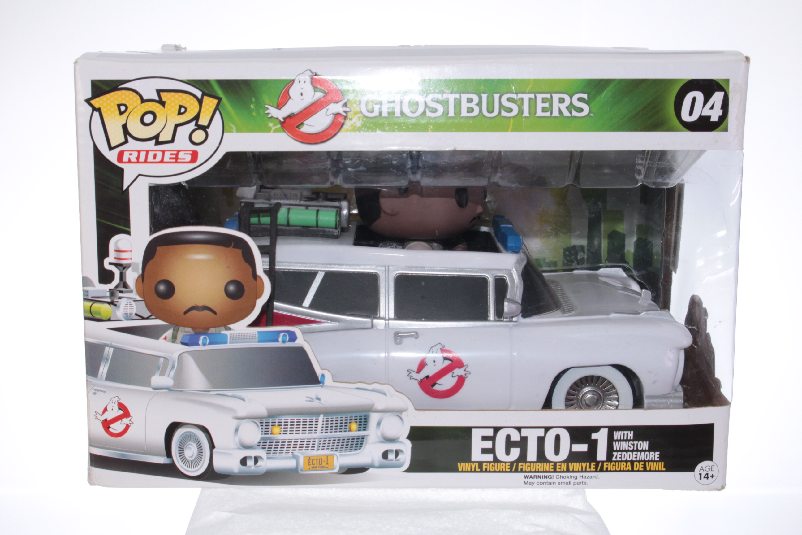 Picture Gallery for Funko Pop 04 ECTO 1
