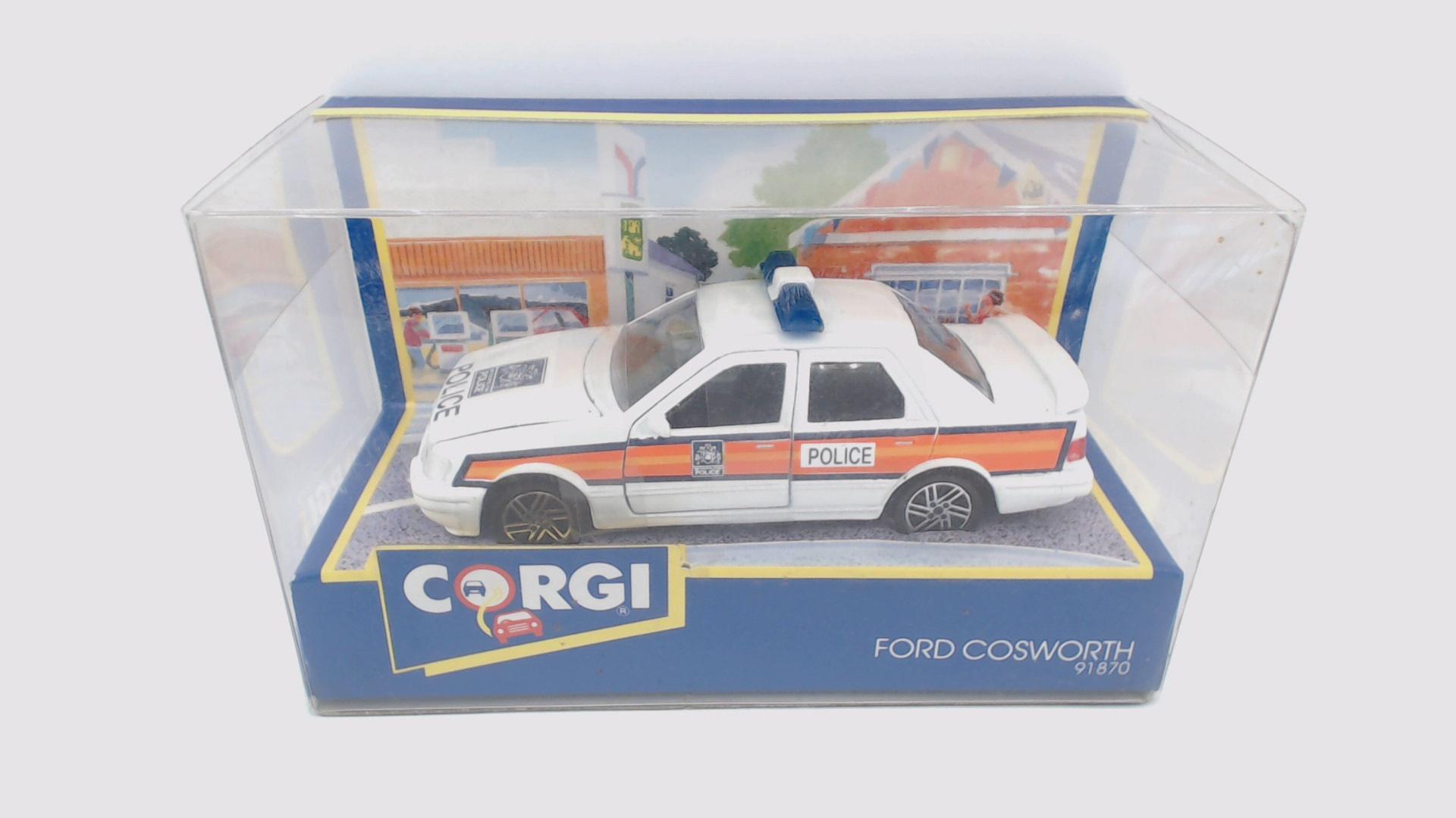 Picture Gallery for Corgi 91870 Ford Cosworth