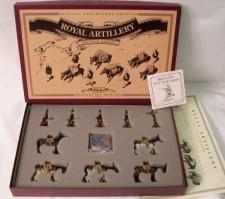 Picture Gallery for Britains Soldiers 8857 Royal Artillery Mountain Battery