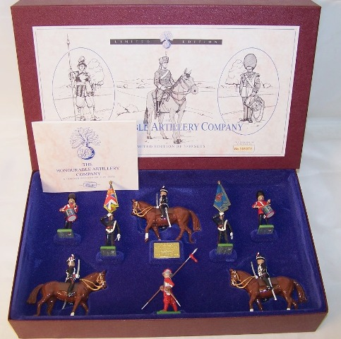 Picture Gallery for Britains Soldiers 5291 The Honourable Artillery Company