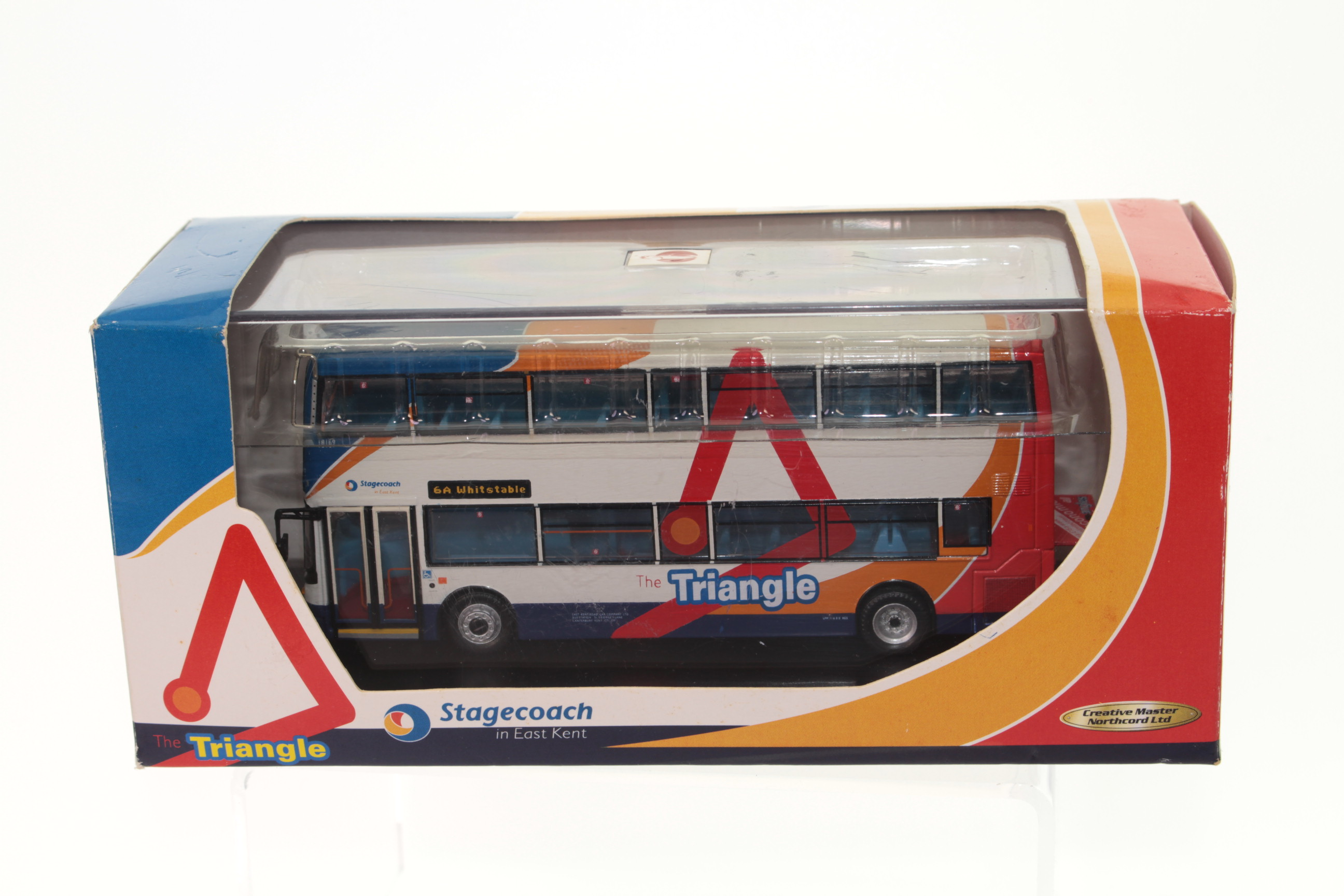 Picture Gallery for Creative Master UKBUS1019  Dennis Trident ALX400