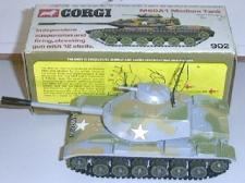 Picture Gallery for Corgi 902 American Tank