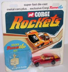 Picture Gallery for Corgi Rockets 906 Jensen Interceptor