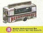 Mobile Refreshments Bar