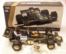 Picture Gallery for Corgi 190 JPS Lotus