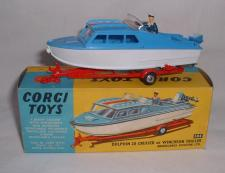 Picture Gallery for Corgi 104 Dolphin 20 Crusier