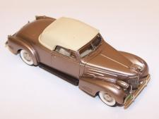 Picture Gallery for Brooklin BRK14 1940 Cadillac V16 Convertible