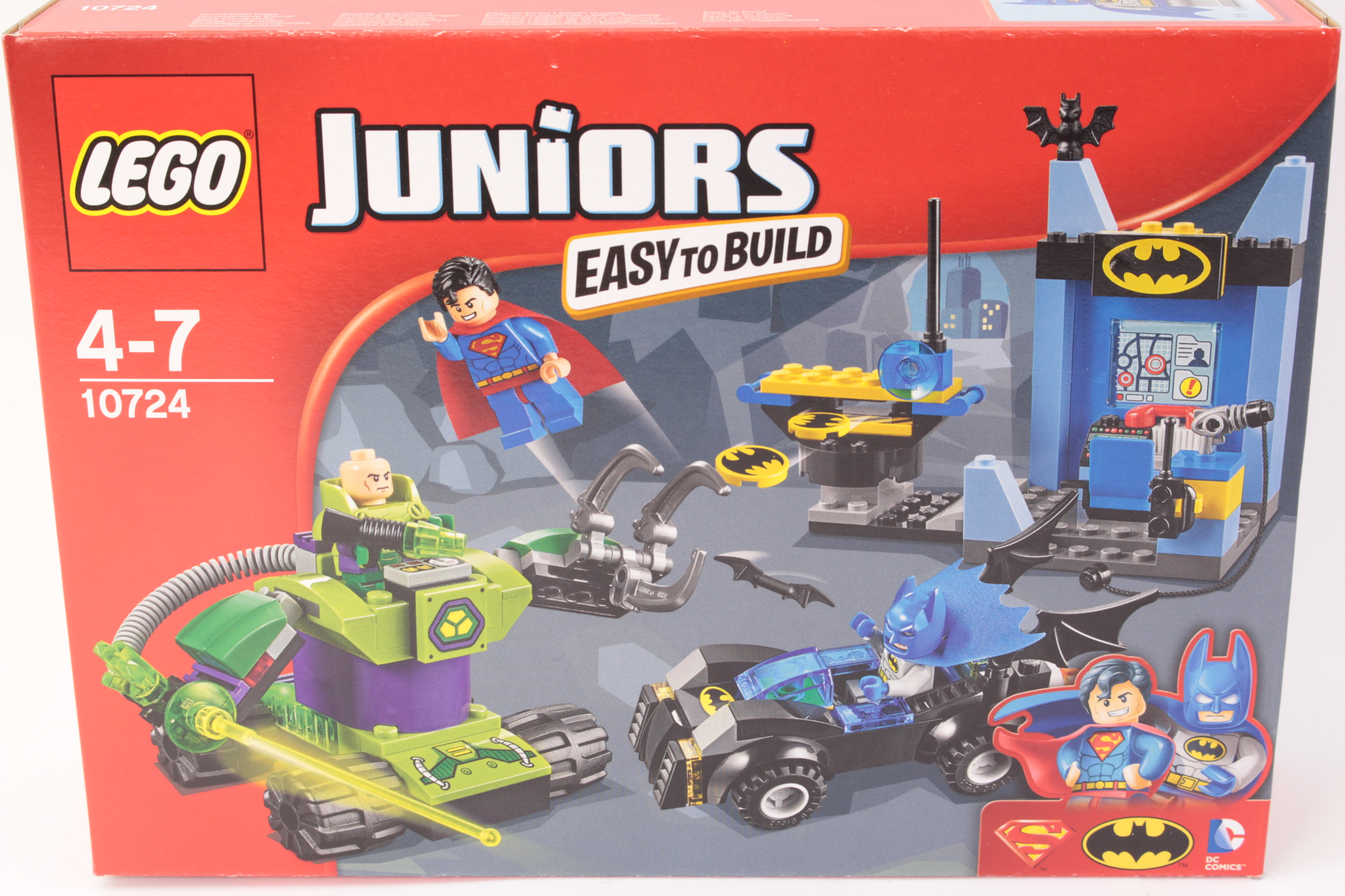 Picture Gallery for Lego 10724 Batman & Superman Vs Lex