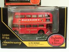 Picture Gallery for EFE 16405 AEC RT Bus