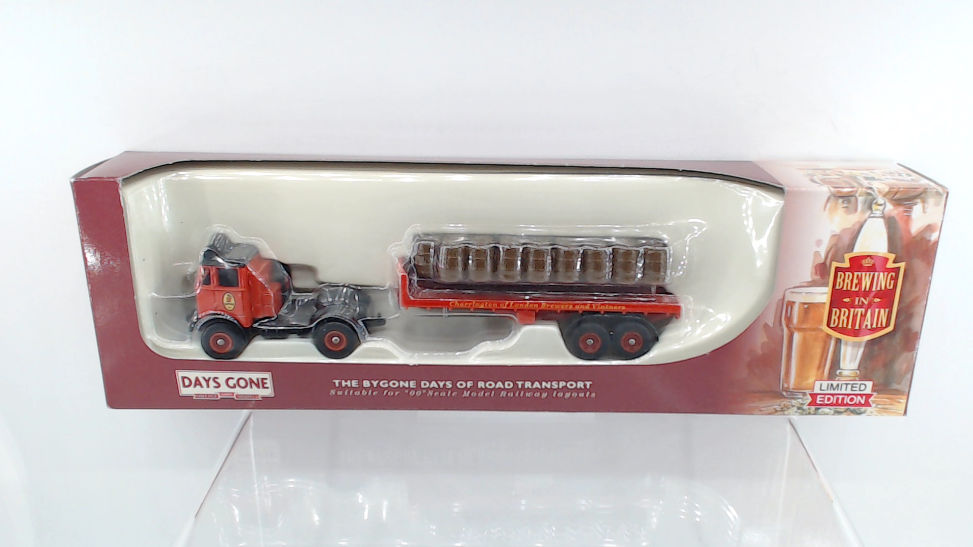 Picture Gallery for lledo DG149001 AEC Mammoth Flatbed