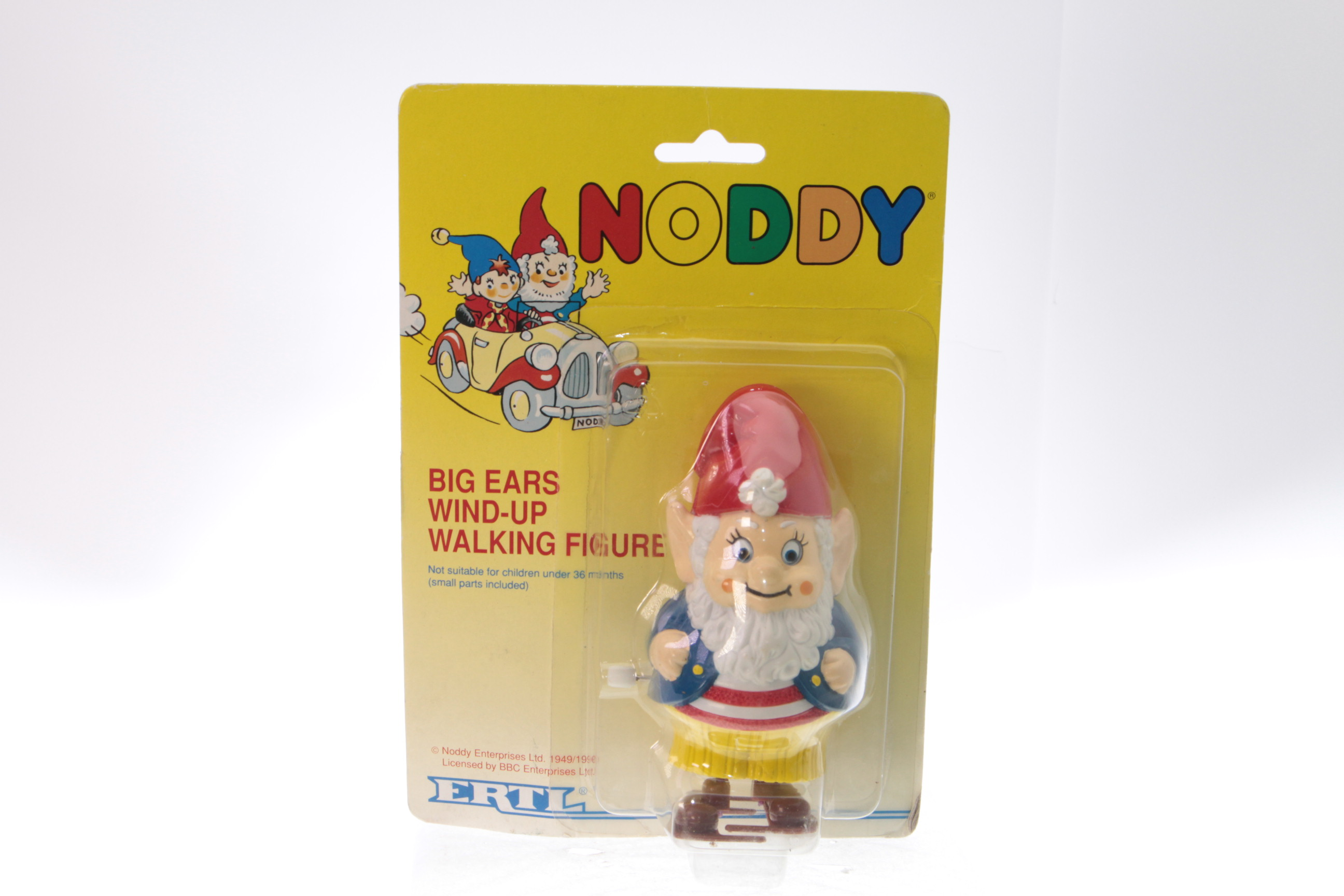 Picture Gallery for ERTL 165 Wind Up Walking - Big Ears
