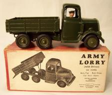 Picture Gallery for Britains 1335 Army Lorry 6 Wheel