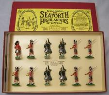 Picture Gallery for Britains Soldiers 5185 Seaforth Highlanders