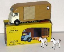 Picture Gallery for Budgie 294 Bedford TK Horse Box