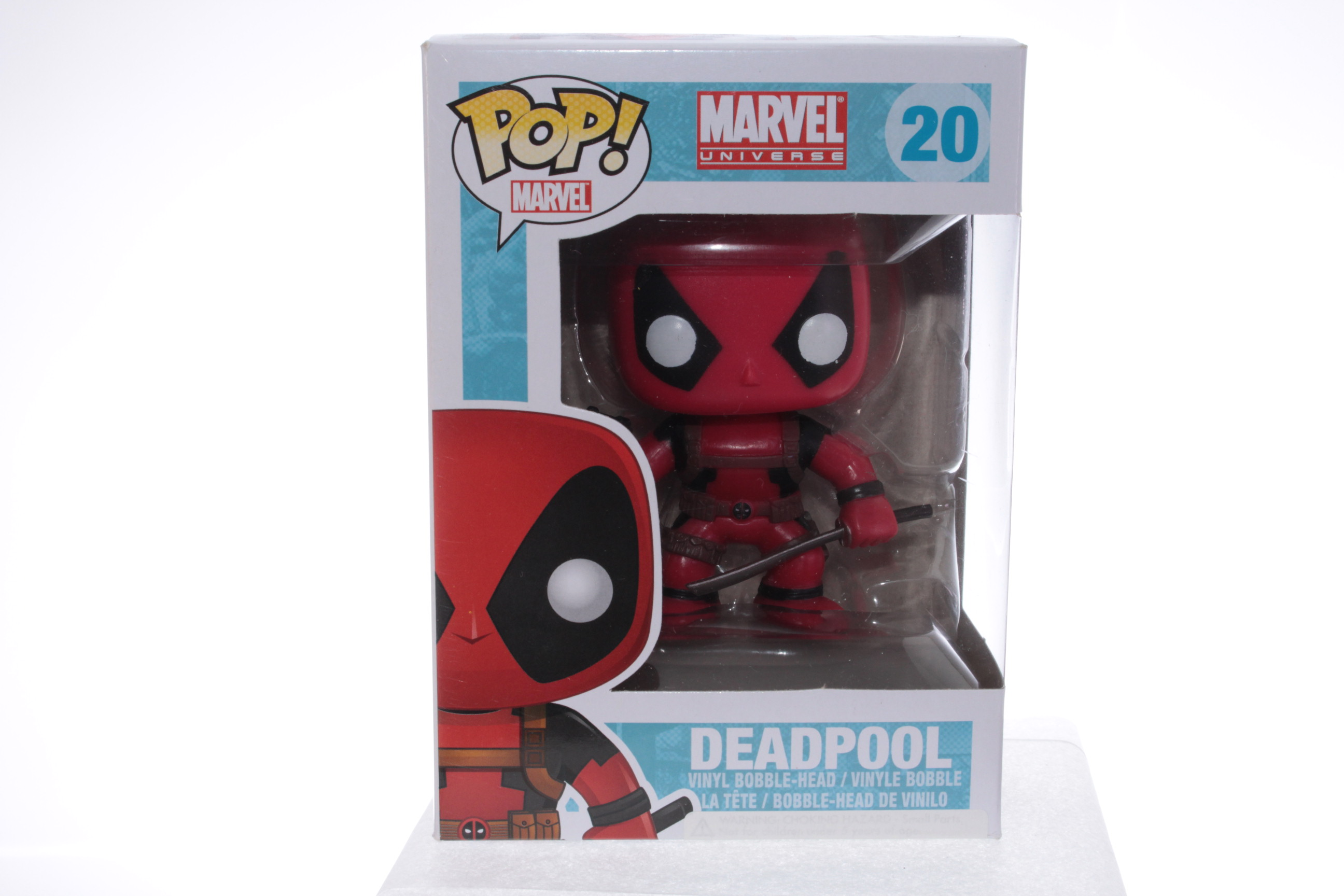 Picture Gallery for Funko Pop 20 Deadpool