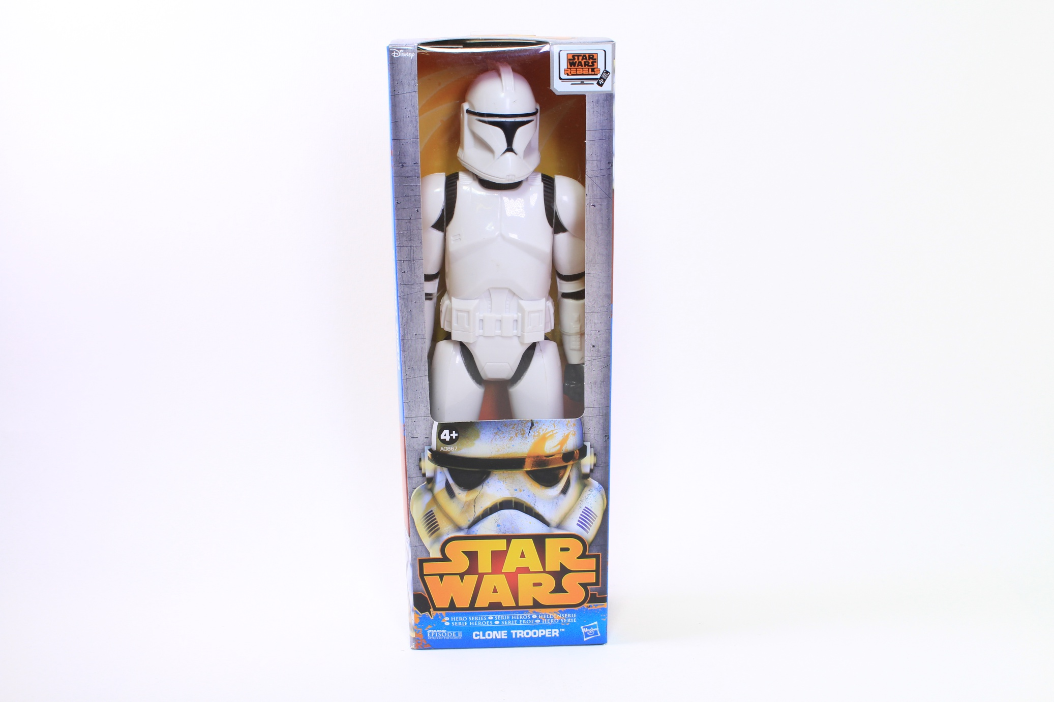 Picture Gallery for Hasbro A0867 Clone Trooper