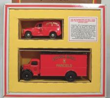 Picture Gallery for Corgi Classics D7/1 Morris J & Bedford O Van Set