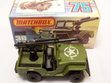 Picture Gallery for Matchbox 38e Jeep
