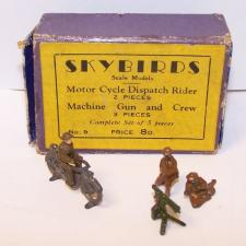 Picture Gallery for Skybirds 9 Despatch Rider & Gun Crew
