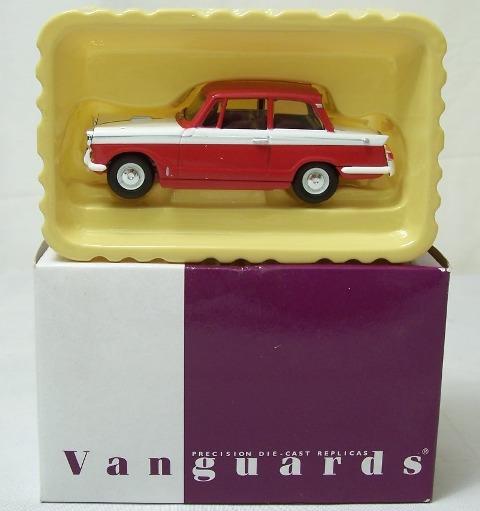 Picture Gallery for Vanguards VA00513 Triumph Herald