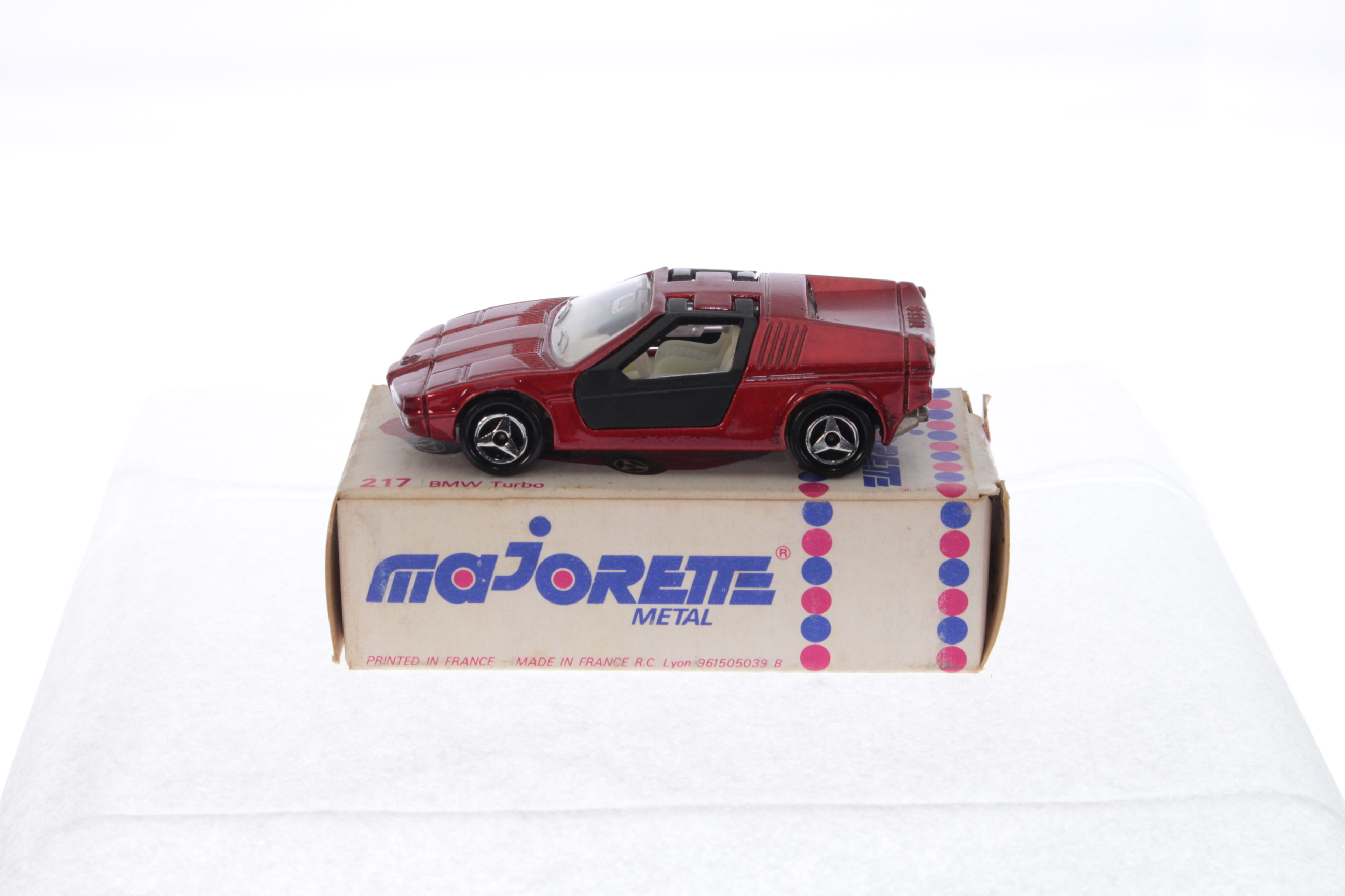 Picture Gallery for Majorette 217 BMW Turbo