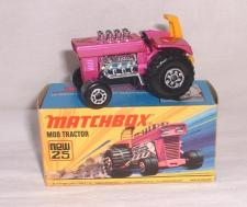 Picture Gallery for Matchbox 25e Mod Tractor