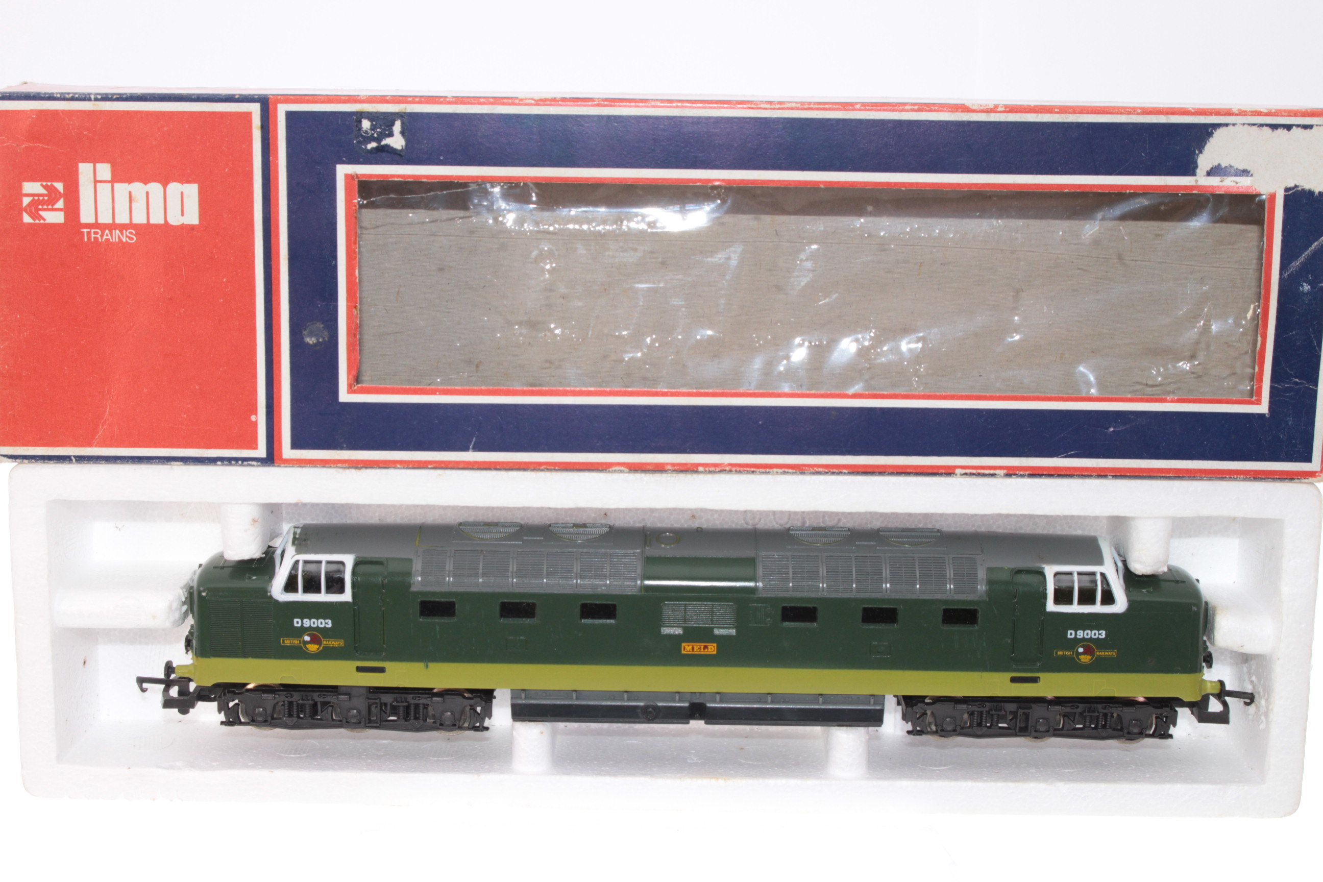 Picture Gallery for Lima 05105W Diesel Loco