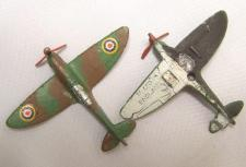 Picture Gallery for Dinky 62e Spitfire