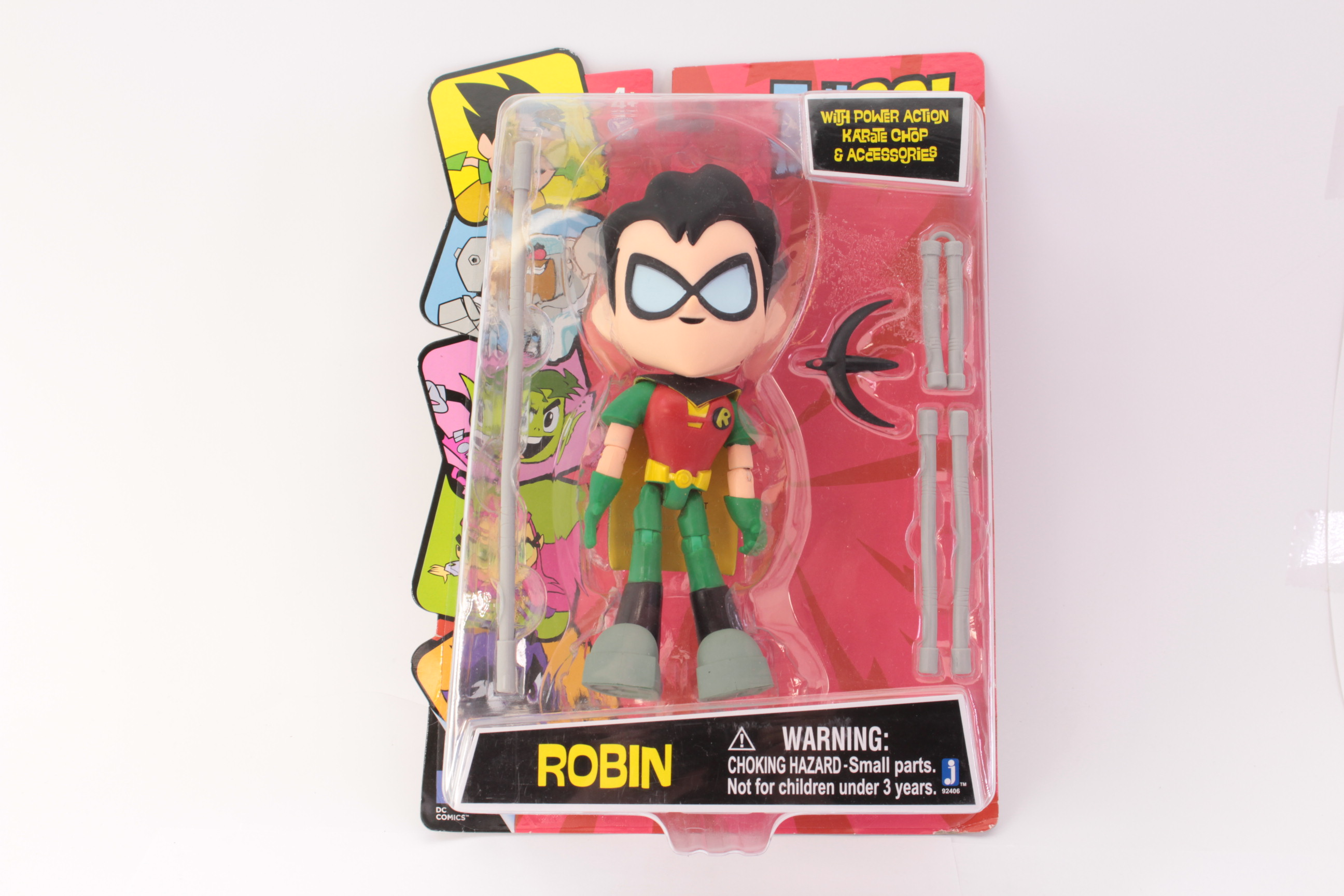 Picture Gallery for Jazwares 92406 Teen Titans Go - Robin