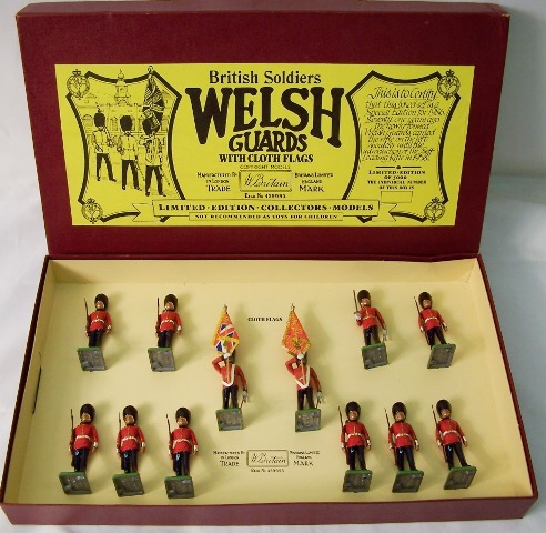 Picture Gallery for Britains Soldiers 5186 Welsh Guards
