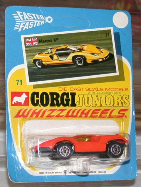 Picture Gallery for Corgi Juniors 71 Marcos XP