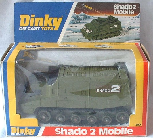 Picture Gallery for Dinky 353 Shado 2 Mobile