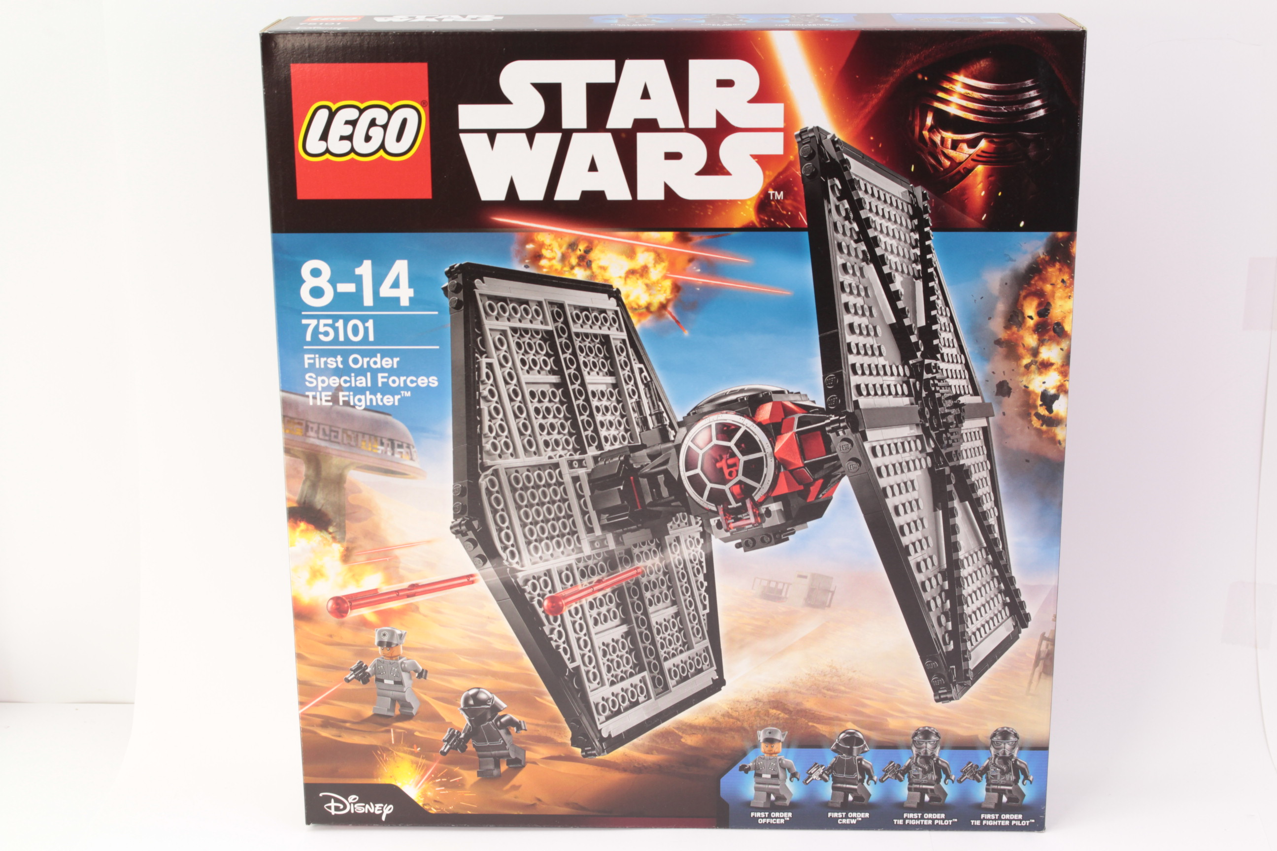 Picture Gallery for Lego 75101 Tie Fighter