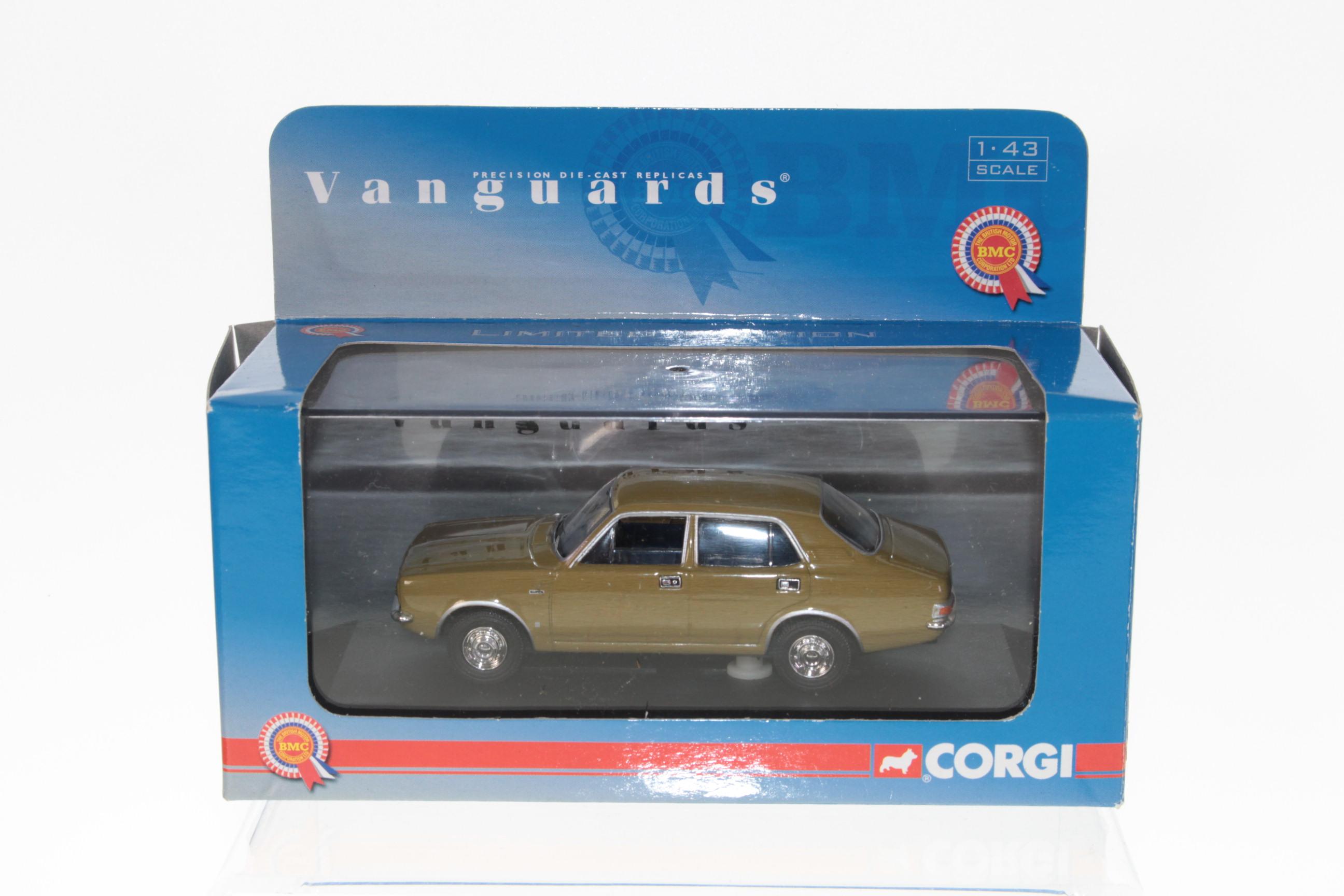 Vanguards VA06308, Morris Marina 1300 - Free Price Guide & Review