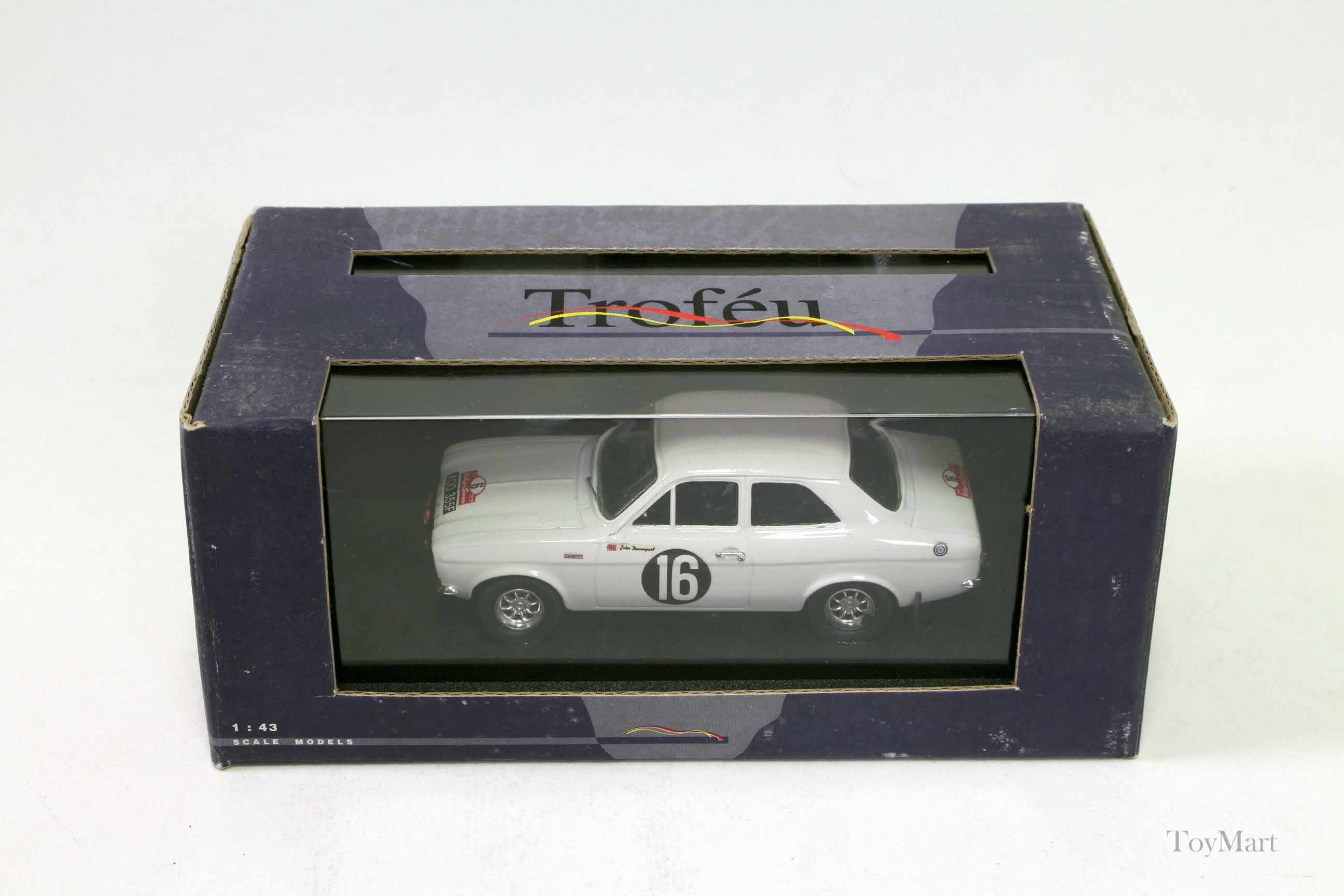 Picture Gallery for Trofeu 504 Ford Escort 1600 TC