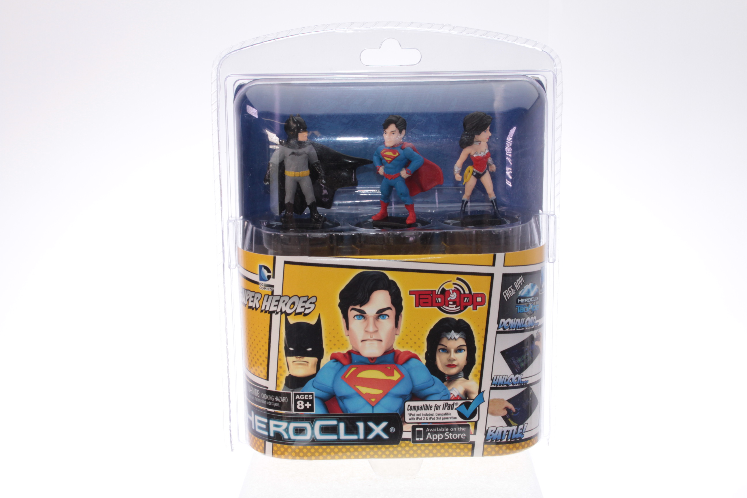 Picture Gallery for Neca 966W082312 DC Super Heroes