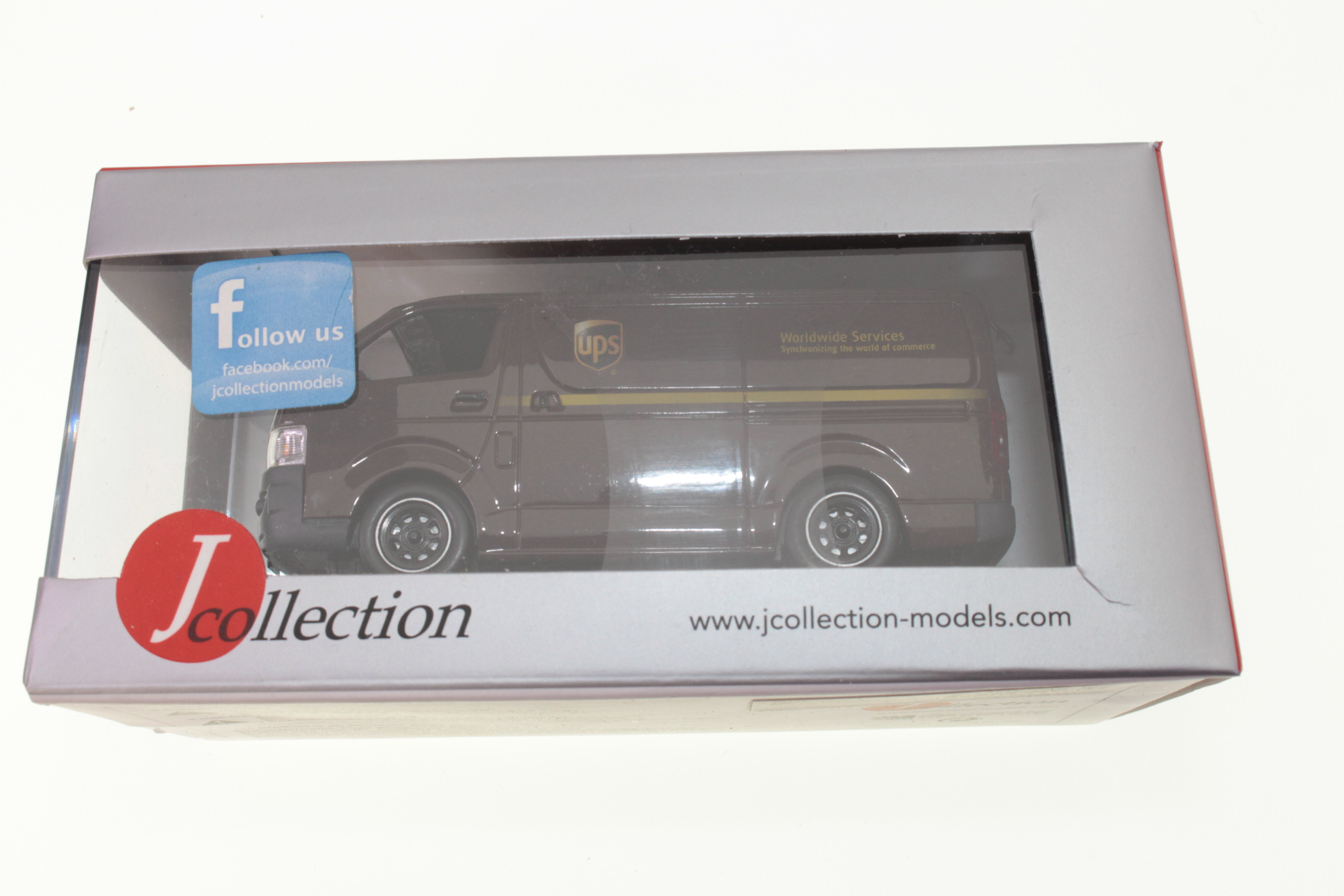 Picture Gallery for J Collection JC125 Toyota Hiace 2007