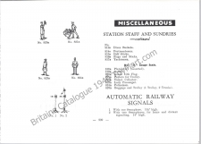 Picture Gallery for Britains Farm 1 Automatic Railway Signal - 1 Arm
