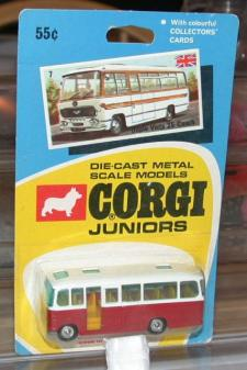 Picture Gallery for Corgi Juniors 7 Duple Vista 25 Coach