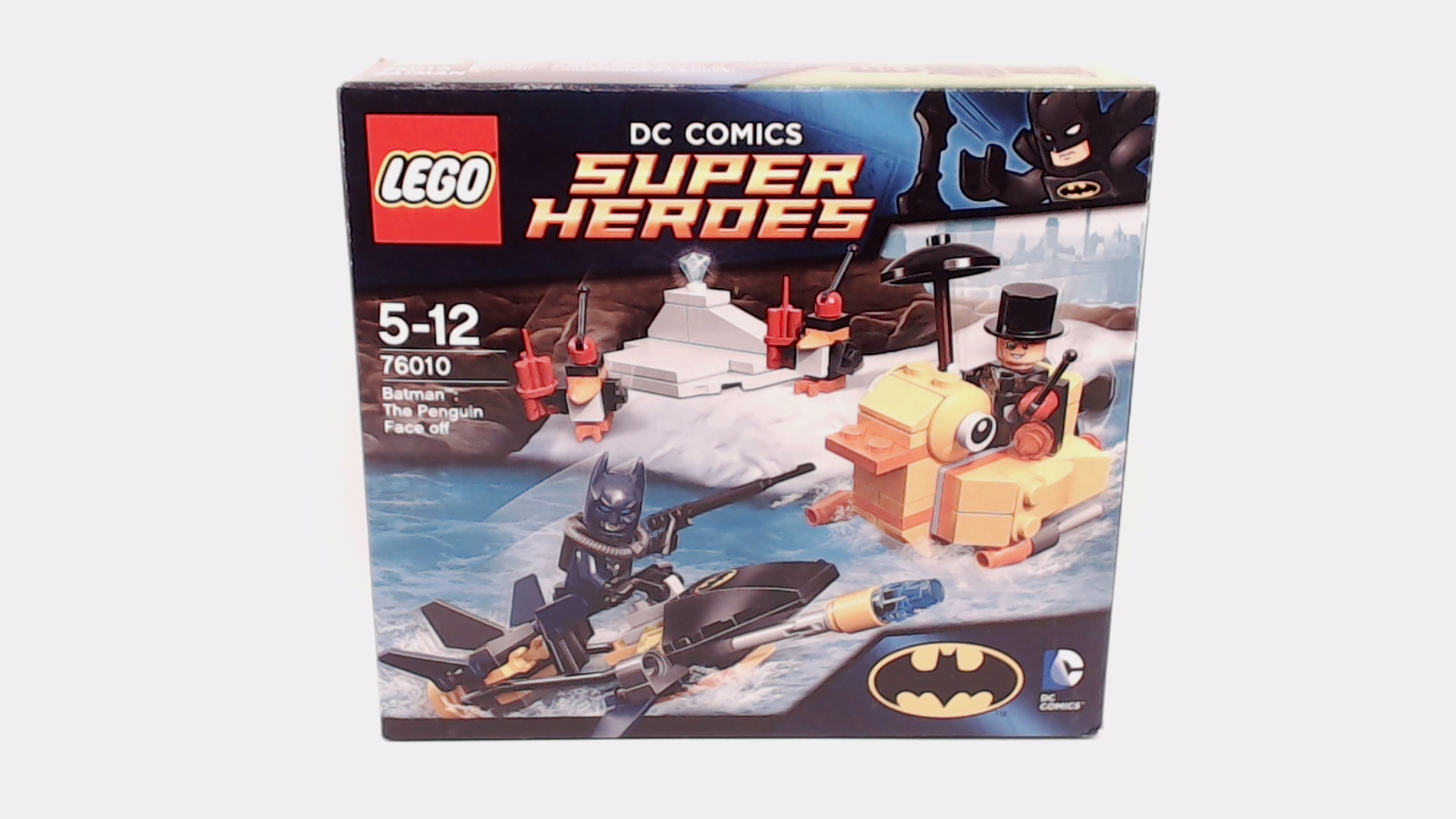 Picture Gallery for Lego 76010 Batman Set