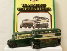 Corgi #D4/1 - Transport of The Early 50's - Hants & Dorset