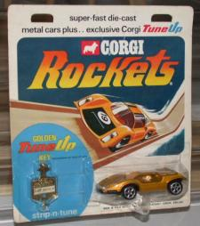 Picture Gallery for Corgi Rockets 911 Marcos XP